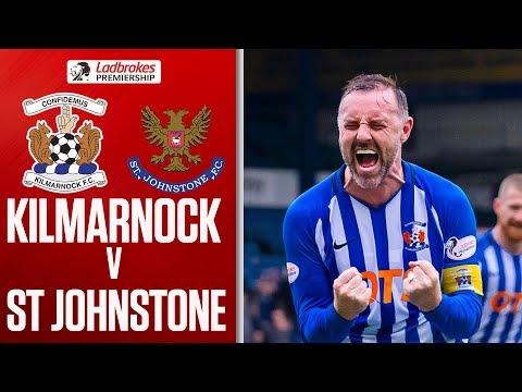 Kilmarnock 2-0 St Johnstone | Kilmarnock Go Six Games Undefeated! | Ladbrokes Premiership