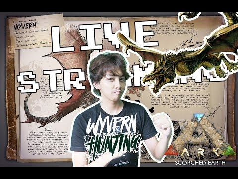 ARK SURVIVAL SCORCHED EARTH LIVE STREAMING - INDONESIA