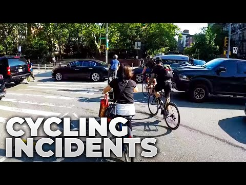 nyc-cycling-incidents-compilation-2---may-2018:-picking-up-women-in-the-bike-lane