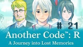 Another Code: R - A Journey into Lost Memories - Part 21 [Chapter 3 - I Want You to Know...]