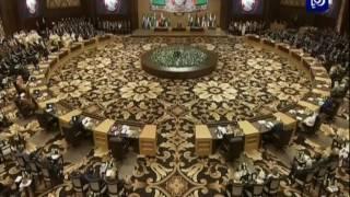 أيمن المجالي وهايل الدعجة - القمة العربية في عمّان
