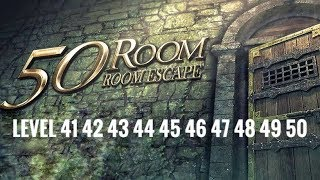 Can You Escape The 100 Room X Level 41 42 43 44 45 46 47 48 49 50