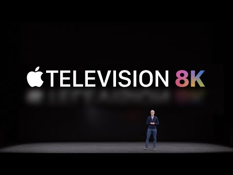 An Apple 8K TV. A HomePod Theater. Subscription gaming... Are you getting it yet?