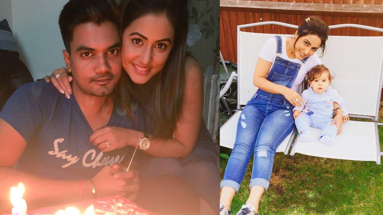 Bigg Boss 11 Contestant Hina Khan Family Photos Pics Images Video