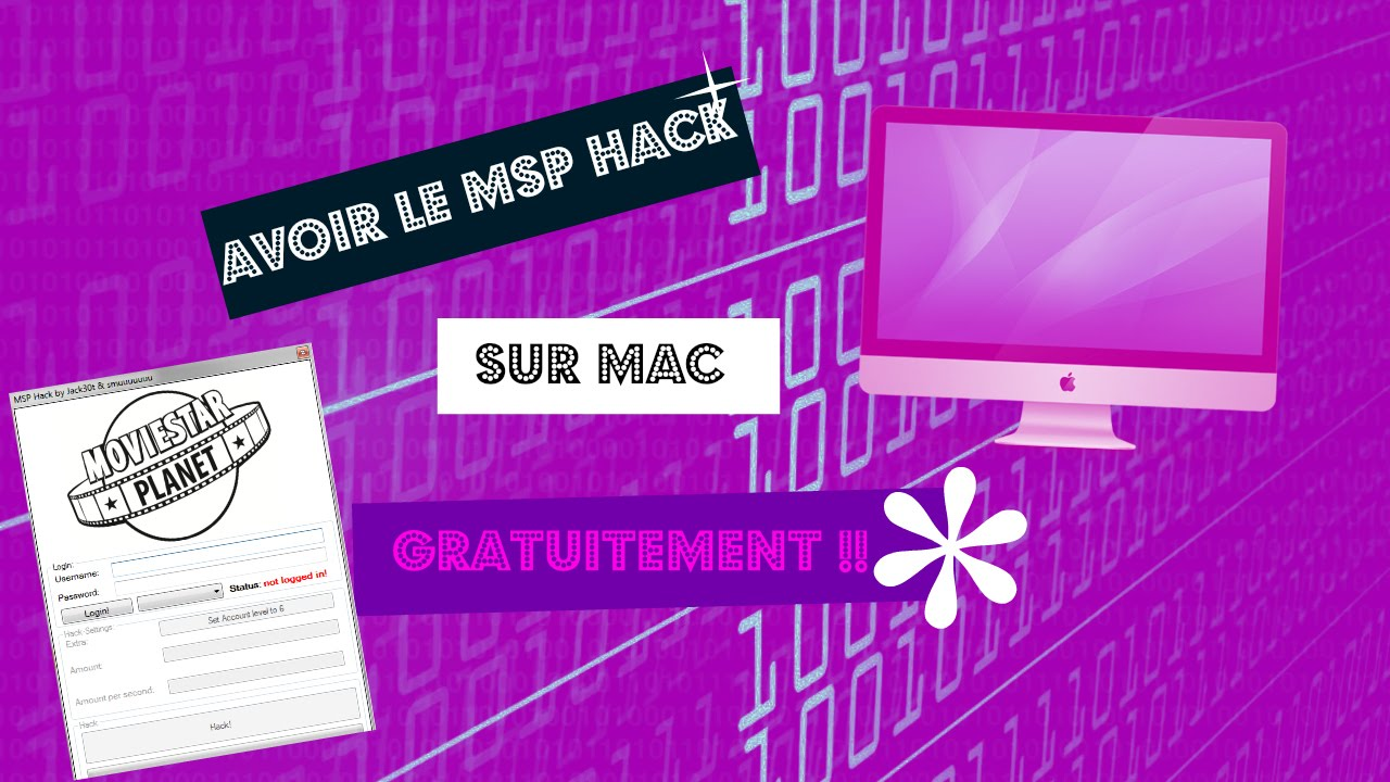 msp hack by lisa for mac