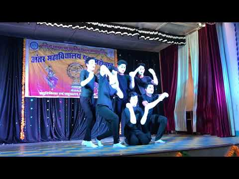 Mime on incredible india perform by college of veterinary science and A.H.