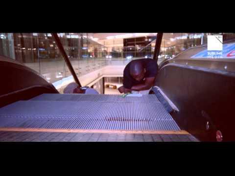 Escadas Rolantes Publicitárias Moçambique - Rolling Advert Escalators Mozambique