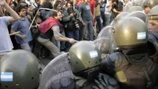Gendarmeria Nacional argentina seguridad del juicio a  Bussi