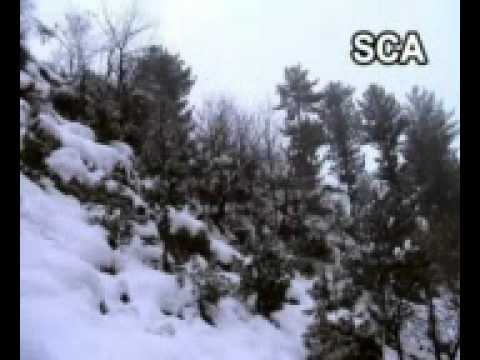 azhar iqbal collection ABBOTTABAD in snow fall.mp4