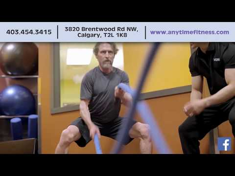 Anytime Fitness (Calgary, AB - Brentwood Rd.)