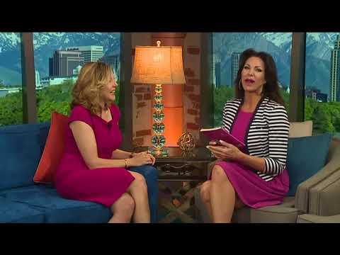 Laura Vorreyer, author of The Petsitter's Tale - KSTU-TV (FOX Salt Lake City)