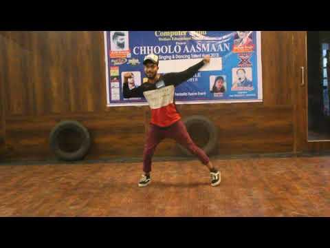 Nimbooda song    Dance by    Sadik Khan