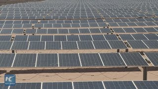 Solar park using Chinese technology to open in Argentina