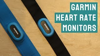 Garmin heart rate monitors: HRM-Tri vs HRM-Swim
