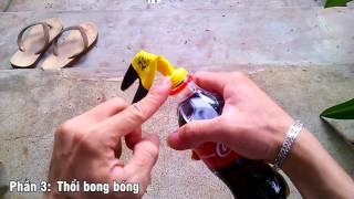 5 trò vui với Coca Cola