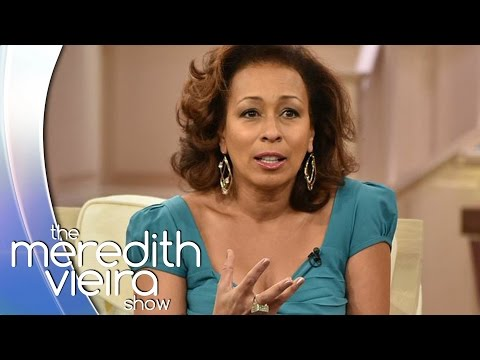 Tamara Tunie On Her Stand Against Domestic Violence  The Meredith Vieira