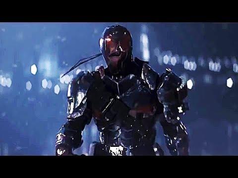 Download Batman vs Deathstroke Fight