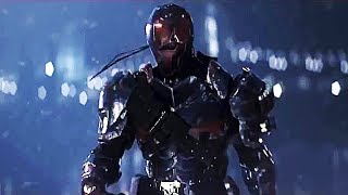 Batman vs Deathstroke Fight