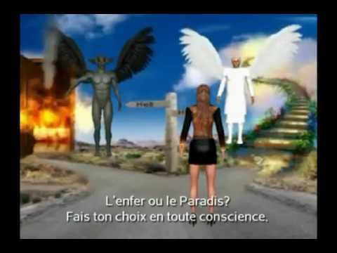 L'ENFER OU LE PARADIS :LES 2 PORTE APRES LA MORT