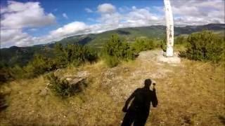 UTMC : Ultra Tour de la Motte Chalancon - Drome -  Juillet 2016