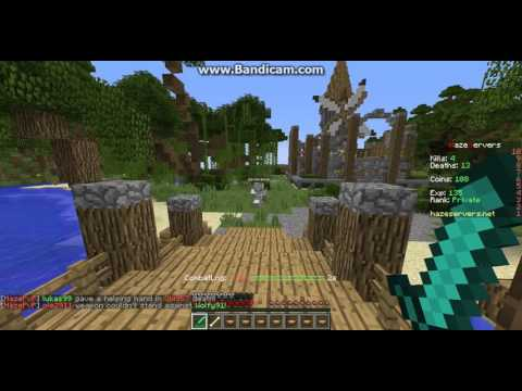 Minecraft PVP #1 Adamlar Tam Bir PRO