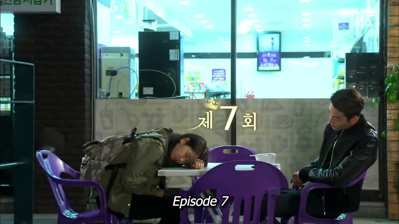 Download The Heirs eps 7 sub indo part1