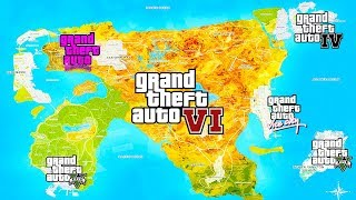 GTA 6 NEW Leaks & Rumors (Map, Storyline, Launch Date)