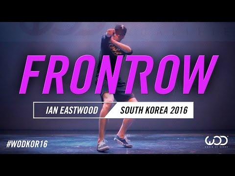 IAN EASTWOOD | FrontRow | World of Dance South Korea Qualifier 2016 | #WODKOR16