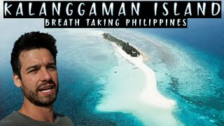 KALANGGAMAN ISLAND!! HOW CAN THIS BE REAL? // Letye, Philippines