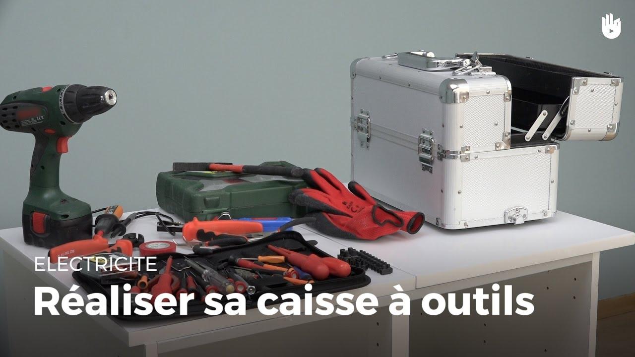 Comment pr parer sa caisse outils d 39 lectricien - Caisse a outils electricien complete ...