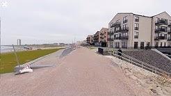 Büsum VR 360 Grad - Promenade Hauptstrand