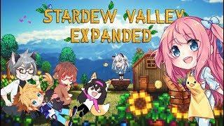 🔴Live stardew valley มาปลุกผักแต่หัววัน!