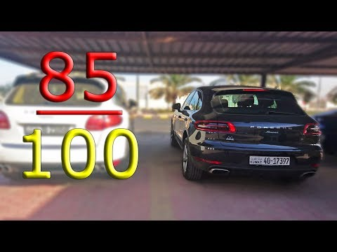 2017 Porsche Macan 4 Cylinder Turbo Road & Track Review