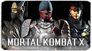 """ИГРАЕМ В МОРТАЛ С ВЕБКОЙ - """"НЕВЫНОСИМАЯ"""" КОМАНДА РОНИНОВ? - Mortal Kombat X Mobile"""