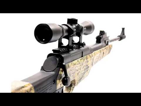 MUST SEE Review! Bear River TPR 1300 Suppressed Hunting Air Rifle - .177 Airgun - Pellet Gun with..
