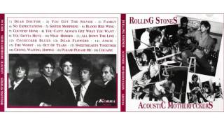 The Rolling Stones - 16 - Out of tears (acoustic)
