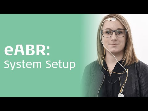 eABR - System setup