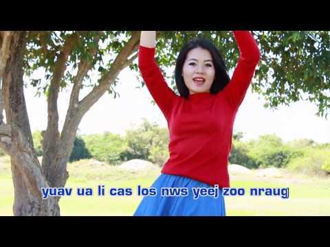 Kuv Xav Hais  by  Paj  Nyiag Xyooj  NEW Singer thumbnail