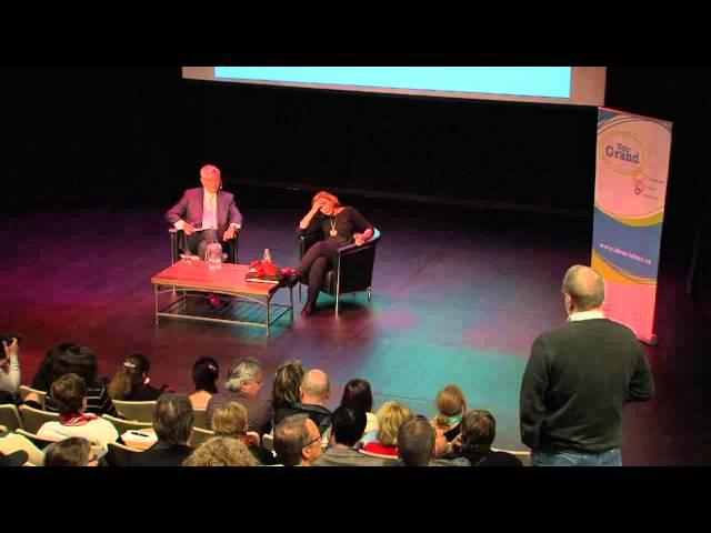 Big Thinking - Azar Nafisi - Humanities and the future of democracies