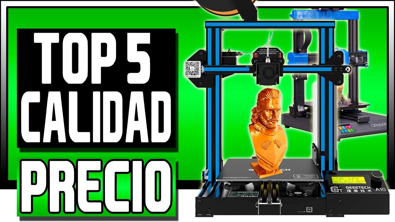 Mejores Impresoras 3d Calidad Precio 2021 Que Impresora 3d Comprar Youtube