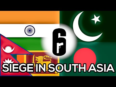 SOUTH ASIA: Siege's Forgotten Subregion - SIXSPORT
