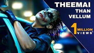 Joker Villain Tamil Mashup - 2018 || Tribute to Joker Fans
