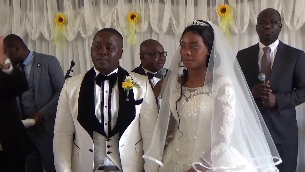 Ezékiel Vibidila Et Cynthia Mukuna, Spéciale Consécration