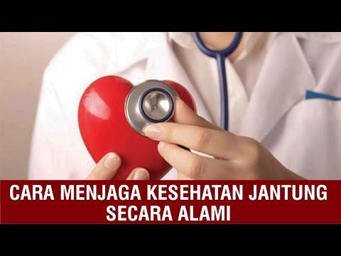Cara Menjaga Kesehatan Jantung Secara Alami
