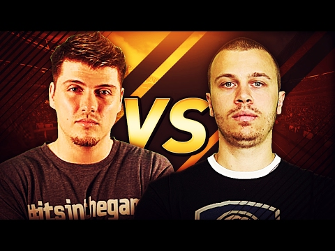 FIFA 17: DIRTY MIKE VS THE BEST FUT CHAMPIONS PLAYER FROM BULGARIA IN ULTIMATE TEAM!  (PRO vs. PRO)
