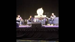 Wizard World Comic Con Philadelphia 2016 - Chris Evans Sebastian Stan Anthony Mackie