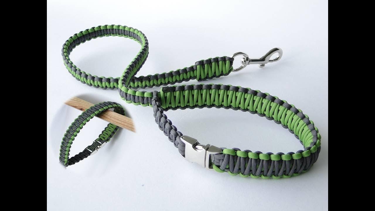 How To Make A Cobra Weave Dog Leash