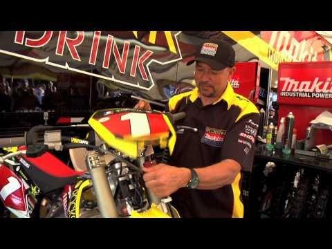 Race Team Replicas - Rockstar Makita Suzuki