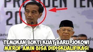 Gawat! Temukan Bukti Kuat Baru, Jokowi Ma'ruf Amin Bisa Didiskualifikasi, Ini Kata BW