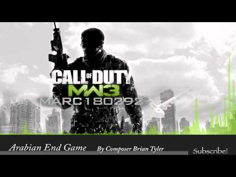 MW3 Soundtrack: Arabian End Game